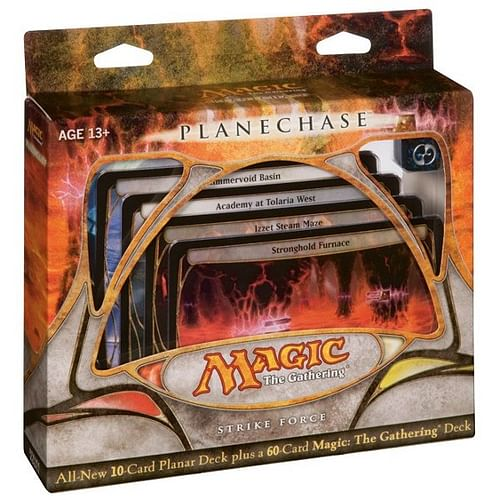 Magic: The Gathering - Planechase Deck: Strike Force
