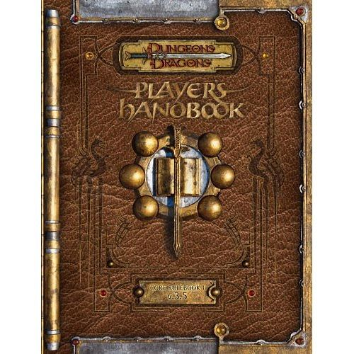 Dungeons and Dragons: Player's Handbook - edice 3.5