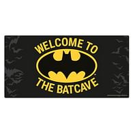 Plechová cedule Batman - Welcome to the Batcave