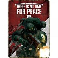 Plechová cedule Warhammer - Propaganda