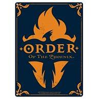 Plechová cedule na zeď Harry Potter - Order of Phoenix