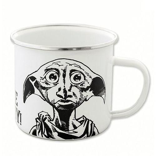 Logoshirt Plechový hrnek Harry Potter - Dobby 450ml