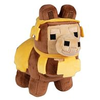 Plyšák Minecraft - Baby Llama, hnědá
