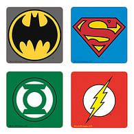Podtácky DC Comics (4 ks)
