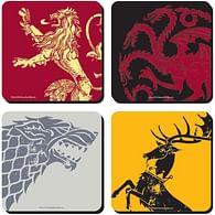Podtácky Game of Thrones (4 ks)