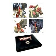 Podtácky Hellboy - Akvarely Mike Mignola (4ks)