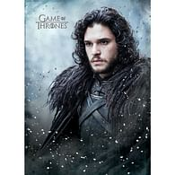 Pohlednice Game of Thrones - Jon Snow