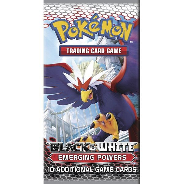 Pokémon: Black and White - Emerging Powers Booster
