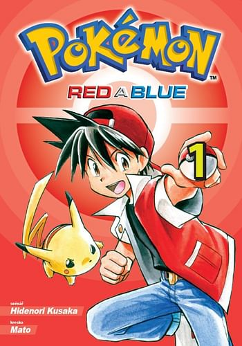 Pokémon: Red a Blue 1
