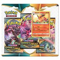 Pokémon: Sword and Shield Darkness Ablaze 3-Pack Flareon