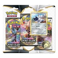 Pokémon: Sword and Shield Rebel Clash 3-Pack Duraludon Blister