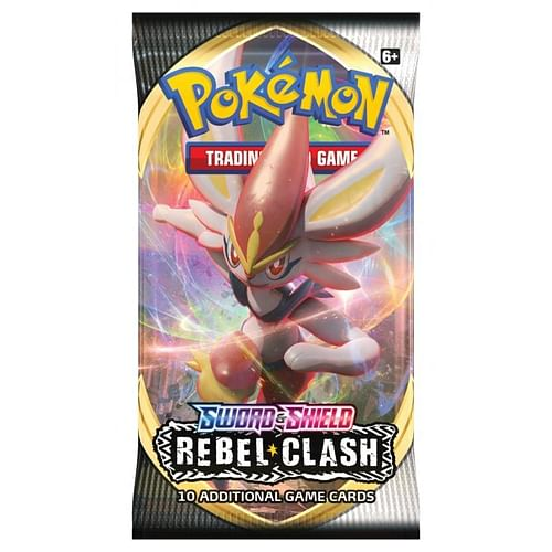 Pokémon: Sword and Shield - Rebel Clash Booster