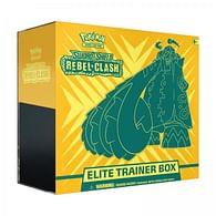 Pokémon: Sword and Shield - Rebel Clash Elite Trainer Box