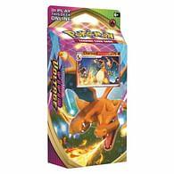 Pokémon: Sword and Shield Vivid Voltage Charrizard Theme Deck