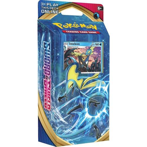 Pokémon: Sword & Shield - Inteleon Theme Deck