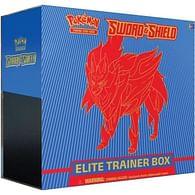 Pokémon: Sword & Shield Zamazenta Elite Trainer Box