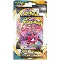 Pokémon TCG: Sword and Shield Darkness Ablaze 2-Pack Booster