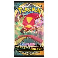 Pokémon TCG: Sword and Shield - Darkness Ablaze Booster