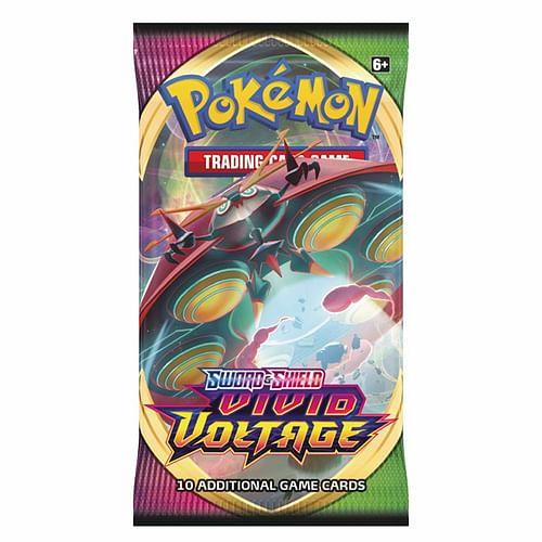 Pokémon TCG: Sword and Shield Vivid Voltage Booster