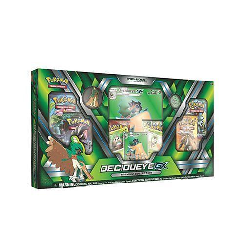 Pokemon: Decidueye-GX Premium Collection