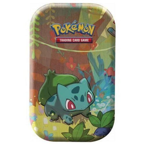 Pokémon: Kanto Friends Mini Tin - Bulbasaur