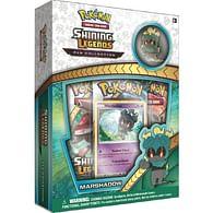 Pokémon: Shining Legends - Marshadow Pin Collection