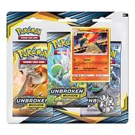 Pokémon: Sun and Moon 10 - Unbroken Bonds Typhlosion 3 Pack