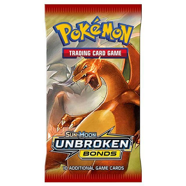 Pokémon: Sun and Moon 10 - Unbroken Bonds Booster