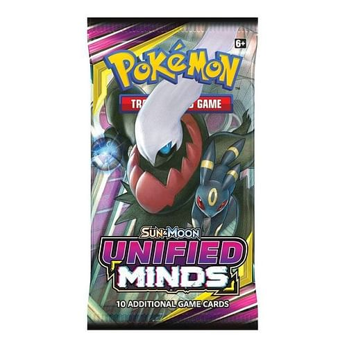 Pokémon: Sun and Moon 11 - Unified Minds Booster