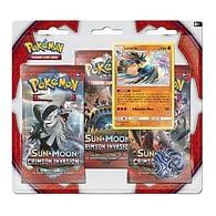 Pokémon: Crimson Invasion 3-Pack Booster Blister - Lucario
