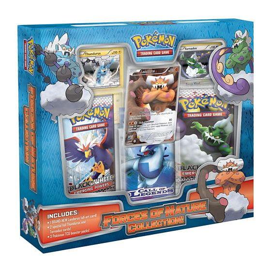 Pokémon: Forces Of Nature Collection Box