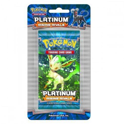 Pokémon: Platinum - Rising Rivals Blister Booster
