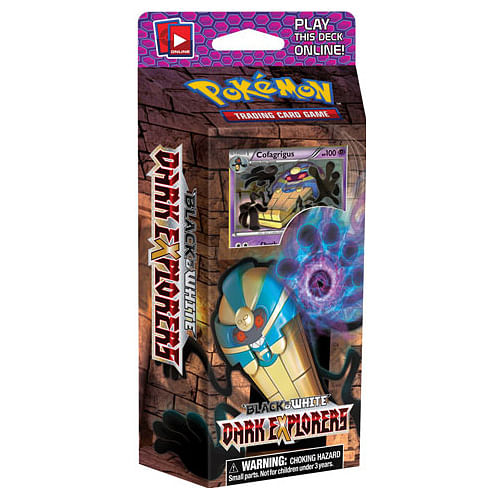 Pokémon: Black and White - Dark Explorers Raiders Theme deck