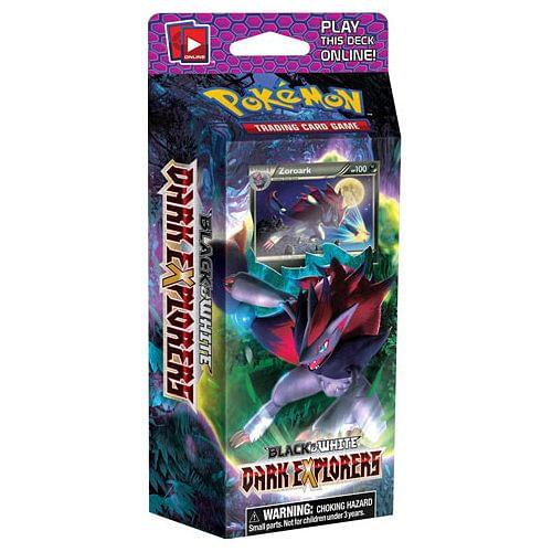 Pokémon: Black and White - Dark Explorers Shadows Theme deck