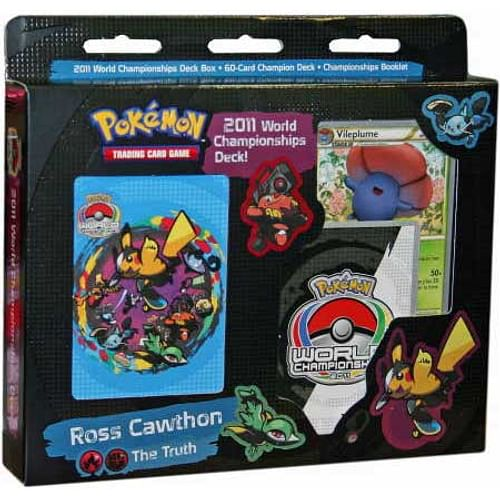 Pokémon: 2011 World Championships Deck - Ross Cawthon