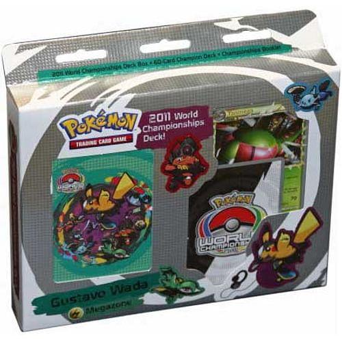 Pokémon: 2011 World Championships Deck - Gustavo Wada