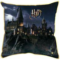 Polštář Harry Potter - Noční Bradavice