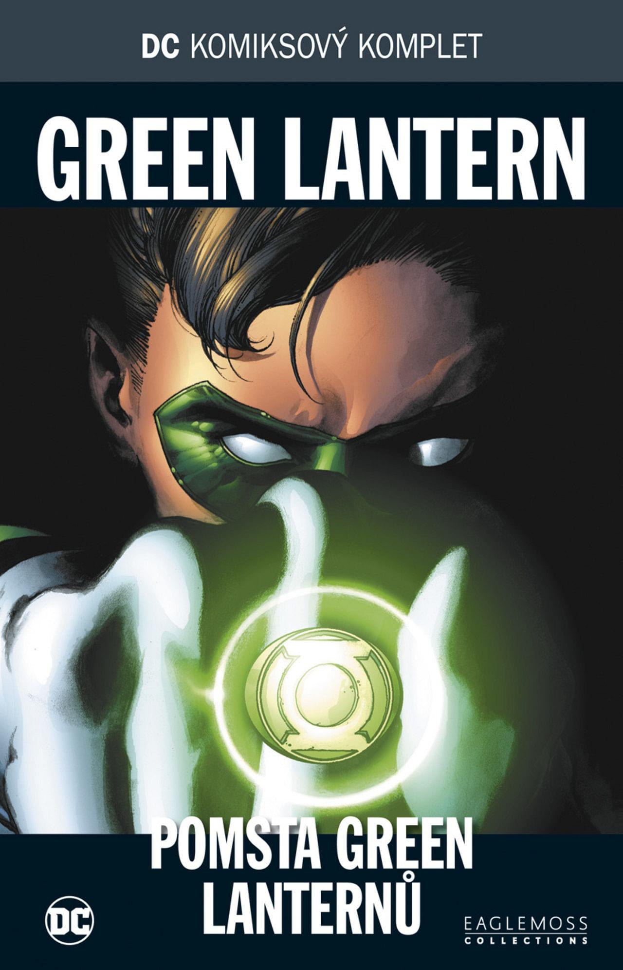 DC Komiksový komplet 79 - Green Lantern: Pomsta Green Lanternů