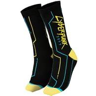 Ponožky Cyberpunk 2077 - Cyber Tech