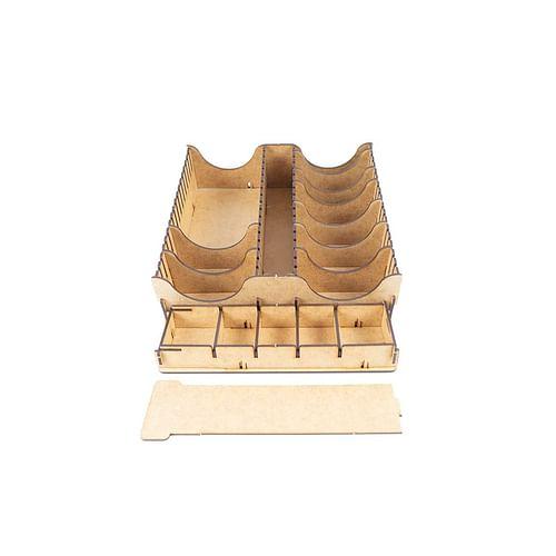 Pořadač na karty e-Raptor Small Box (25 x 25 cm)