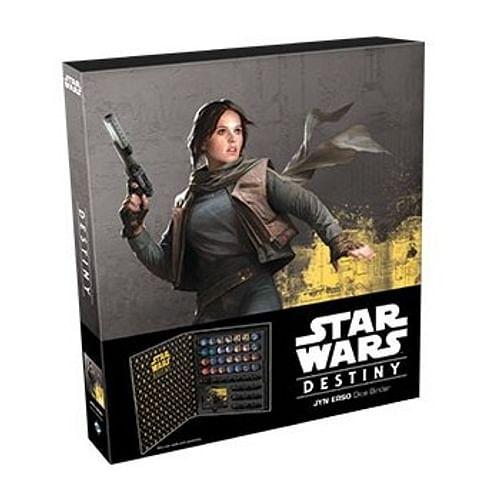 Pořadač na kostky a karty Star Wars: Destiny - Jyn Erso