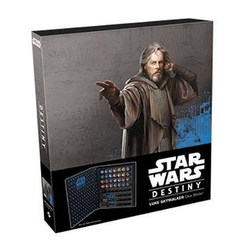 Pořadač na kostky a karty Star Wars: Destiny - Luke Skywalker