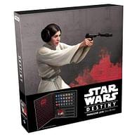 Pořadač na kostky a karty Star Wars: Destiny - Princess Leia