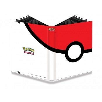 Pořadač Pokémon: 9-Pocket PRO-Binder - Pokéball (Ultra Pro)