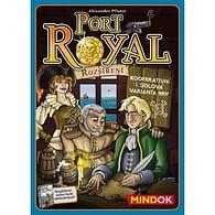 Port Royal: 1. rozšíření