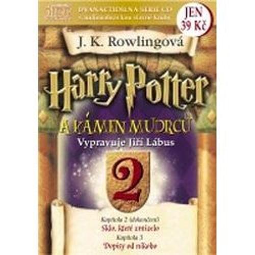 Harry potter a Kámen mudrců - audio CD 2