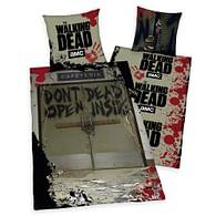 Povlečení Walking Dead - Don't Open Dead Inside