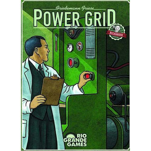 Power Grid Recharged (druhá edice)