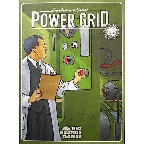 Vysoké napětí (Power Grid)