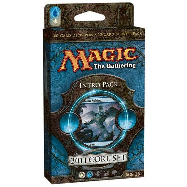 Magic: The Gathering - 2011 Core Set Intro Pack: Power of Prophercy
